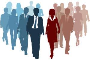 groupe d'élus unis pour un nouveau mandat